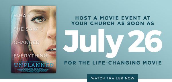 Host an Unplanned movie night