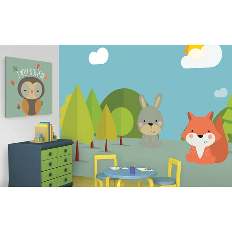 Children's Ministry Ideas Woodland Friends