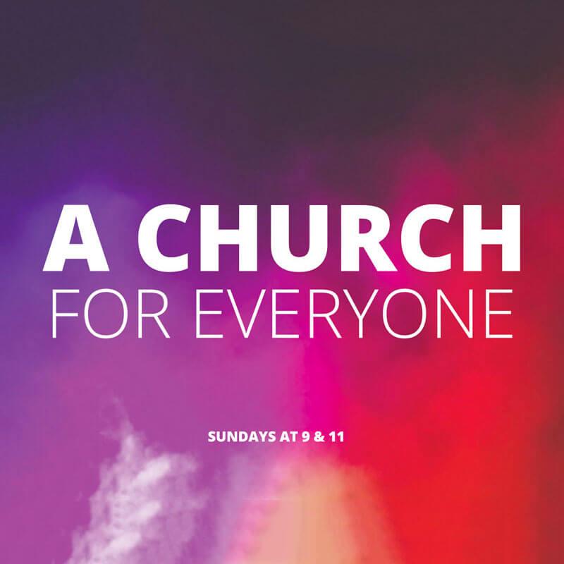 Church Invite Cards